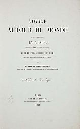 Voyage autor du Monde sur... La Vénus, pendant... 1840-1864.