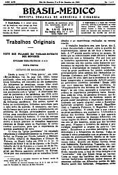 [Periódico] O Brazil-Medico : revista semanal de medicina e cirurgia, v. 57, 1943