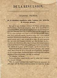 De la revulsion.1839