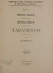 LinkHistoria Natural : Zoologia. Publ. 14 V. 14 An. 5 1912