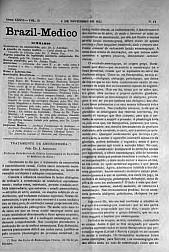 [Periódico] O Brazil-Medico : revista semanal de medicina e cirurgia, v. 36, P5, nov-dez, 1922