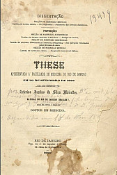 Do diagnostico e tratamento das nevroses diathesicas. 1882