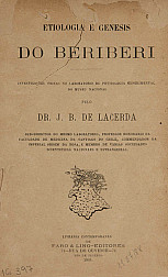 Etiologia e genesis do beriberi. 1883