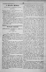 [Periódico] O Brazil-Medico : revista semanal de medicina e cirurgia, v. 1, P3, jul-dez, 1887