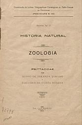 Historia Natural : Zoologia. Publ. 63 V. 63 1920