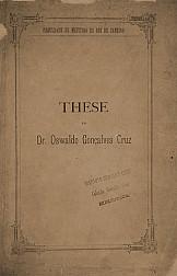 A vehiculação microbiana pelas águas. 1893