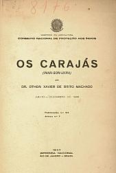 Os carajás (inan-sou-uéra) : Contribuição ao estudo dos indígenas brasileiros. Publ. 104, an. 7, 1946