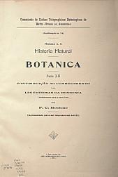 Historia Natural. Publ. 74 ,V. 74, An. 5 ,Parte XII, 1922