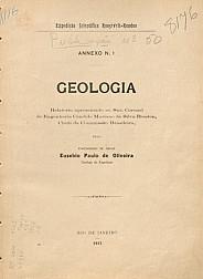 Geologia. Publ. 50 Vol. 50 1915