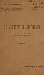 Dos accidentes em sorotherapia. 1902