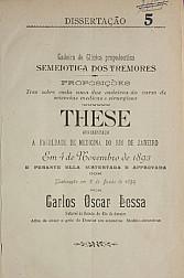 Semeiotica dos tremores .1894