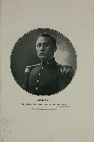 RONDON : Traços Biográficos. 1919