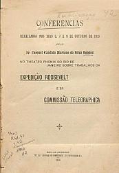 Conferencias realizadas nos dias 5, 7 e 9 de outubro de 1915. Publ. 42 Vol. 42 1916
