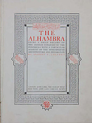 The Alhambra. 1906