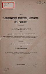 Untersuchungen über flagellaten .1895