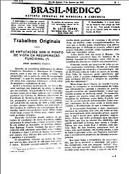 [Periódico] O Brazil-Medico : revista semanal de medicina e cirurgia, v. 56, 1942