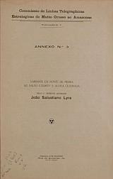 Variante da Ponte de Pedra ao Salto Utiarity e Aldeia Queimada. V.7 Publ.7 [1908]