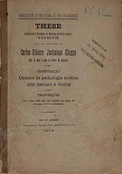 Estudos hematologicos no impaludismo. 1903