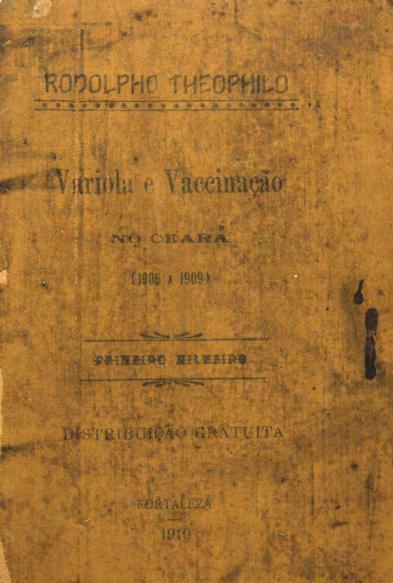 Varíola e vacinação no Ceará.1910