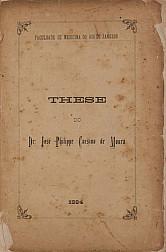 Sudorificos brasileiros : sua acção terapeutica. 1884