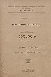 Historia Natural:: Zoologia: Peixes. Publ. 58 V. 58, 1920